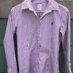 Vintage brooks brothers Oxford button down